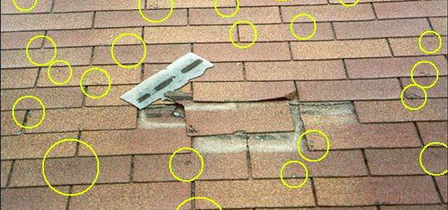 Hail Amp Wind Damage Repair Fortville Greenfield Amp Fishers