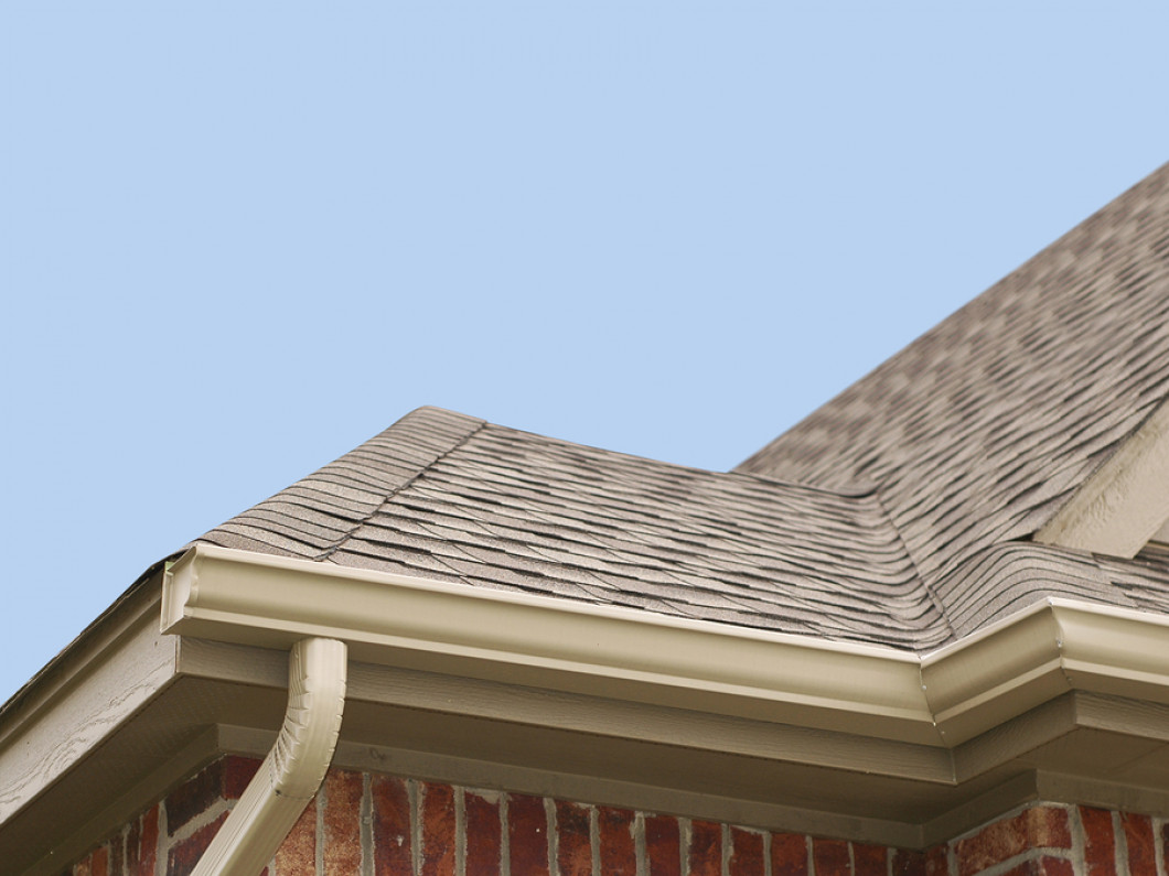 GUTTER REPAIR, REPLACEMENT AND INSTALLATION